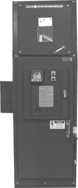 medium voltage firepump