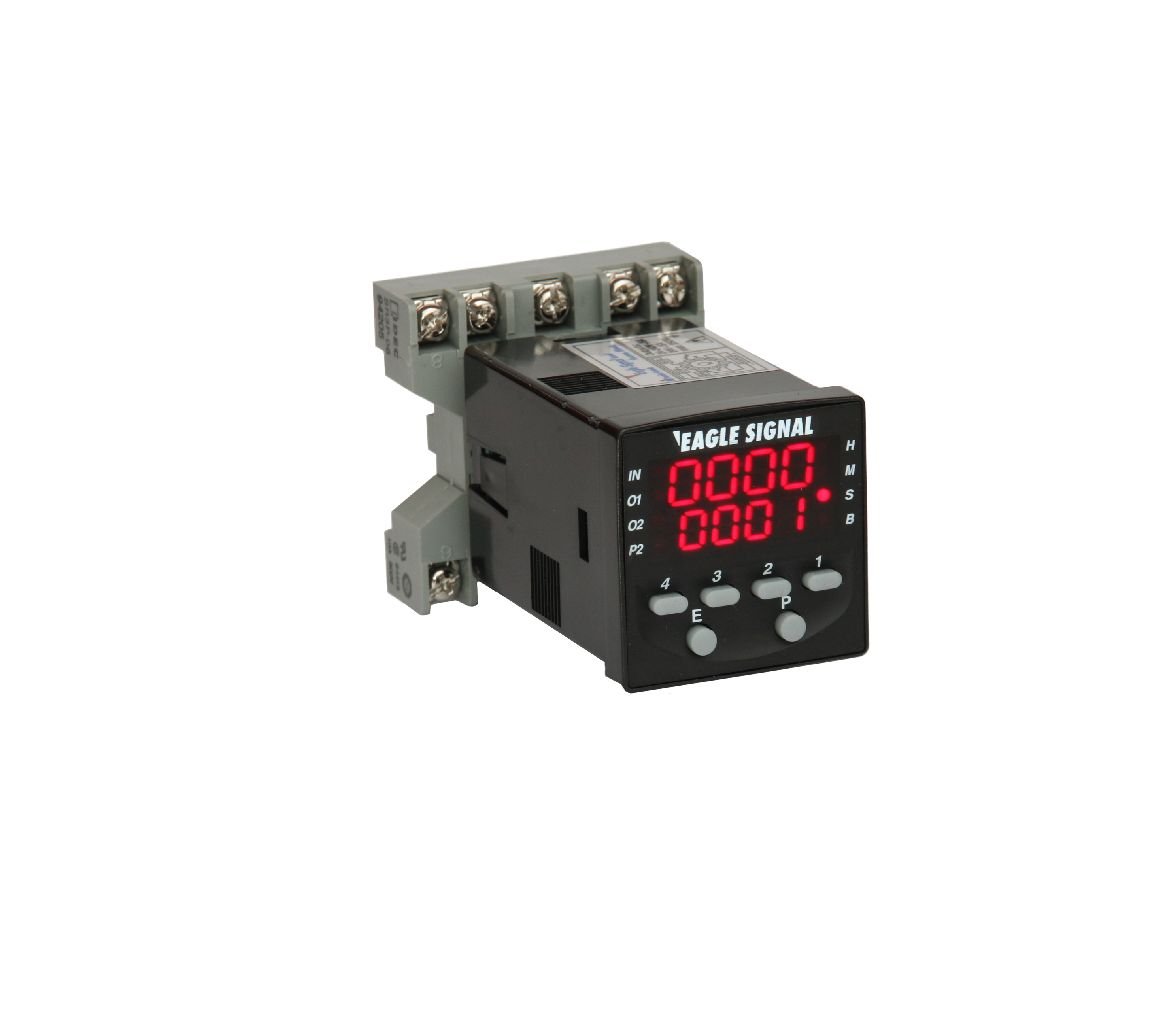 Eagle Signal Electronic Timers B506 Standard Programmable Timer Digital Circuit