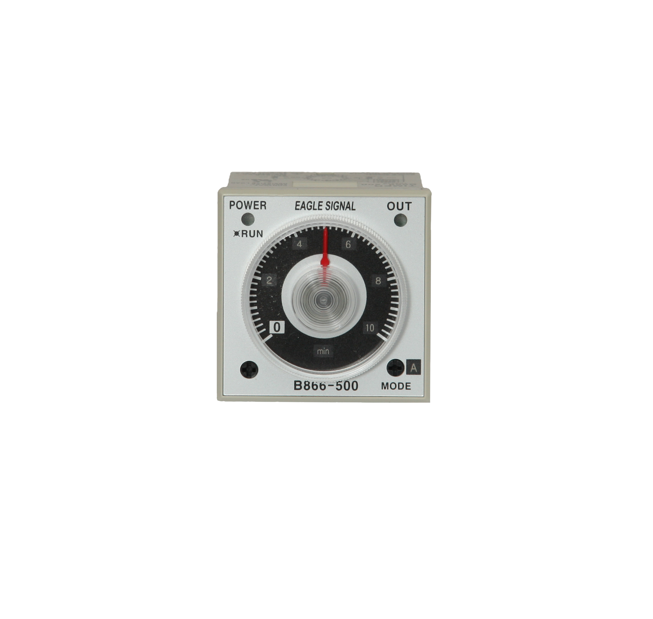 Eagle-Signal | Electronic Timers | B866 Multi-Function Analog Timer