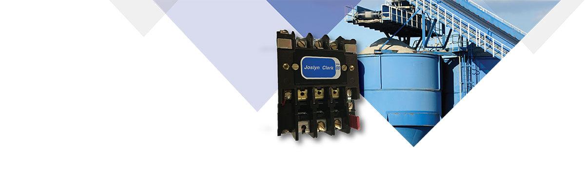vacuum contactors starters relays fire pumps joslyn clark rh specialtyproducttechnologies com Clark Cable Clark Transmission