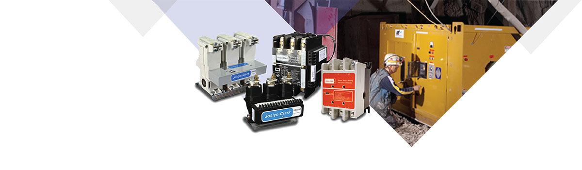 vacuum contactors starters relays fire pumps joslyn clark rh specialtyproducttechnologies com Clark Cable Bobcat Wiring Diagram