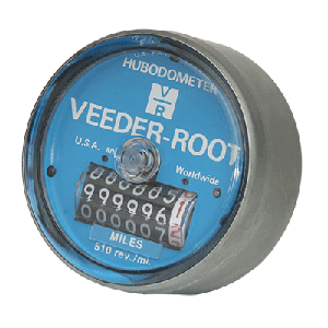 Mechanical Hubodometer