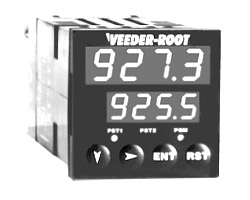 V4545 High Visibility Single or Dual Preset Counter