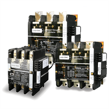 CV Series Compact Vacuum Contactor Family