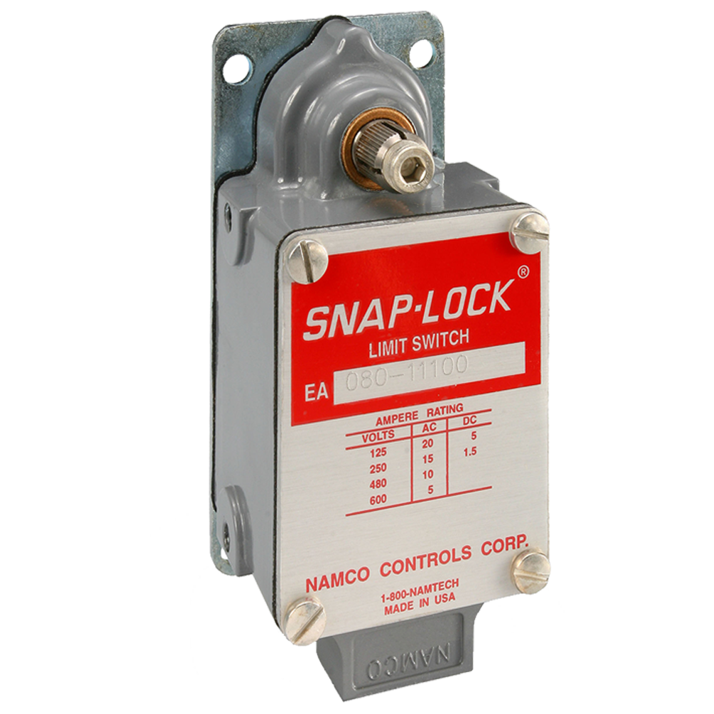 EA080 Series Heavy Duty Limit Switch