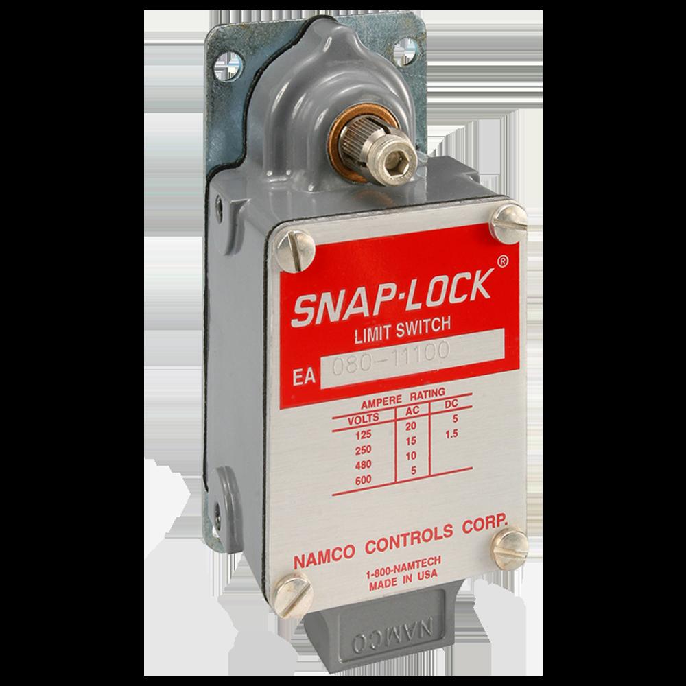 EA080 Series Heavy Duty Limit Switch