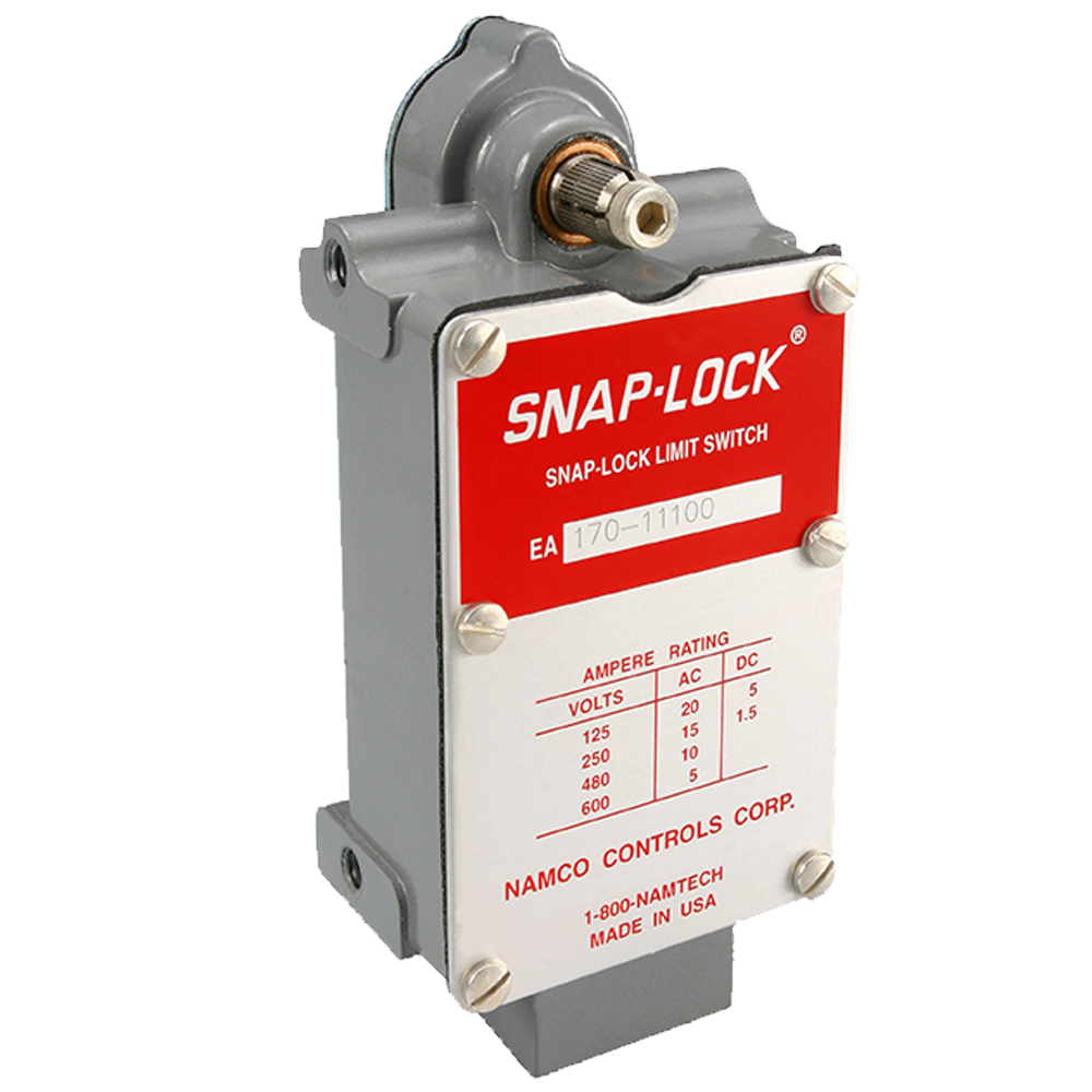 EA170 Series Heavy Duty Limit Switch