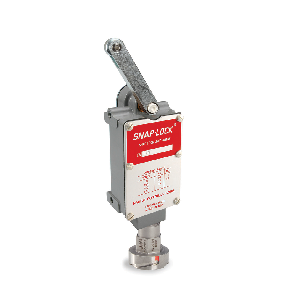 EA170 Series Nuclear Qualified Mechanical Limit Switch