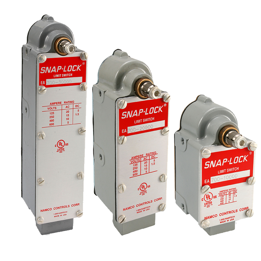 EA700 Series Heavy Duty Limit Switch