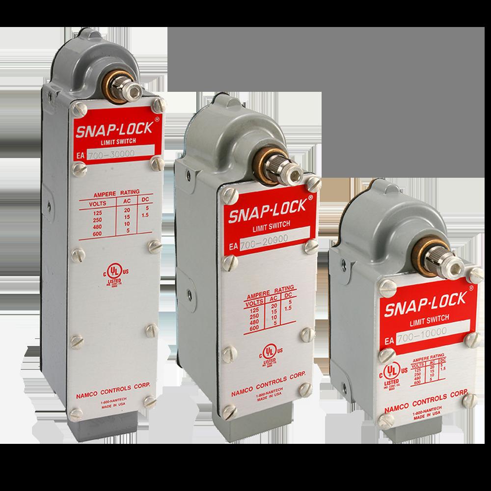 EA700 Series Heavy Duty Limit Switch