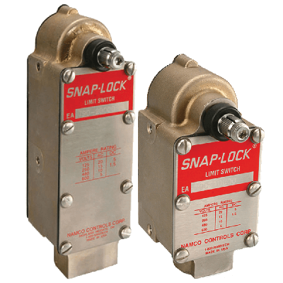 EA780 & EA790 Series Navy Marine Limit Switch