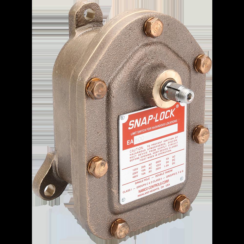 EA800 Series Heavy Duty Limit Switch