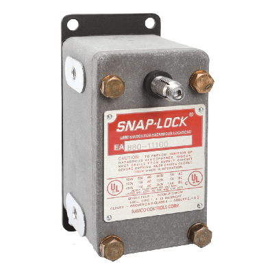 EA880 Series Hazardous Location Limit Switch