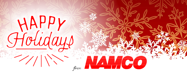 Happy Holidays from Namco