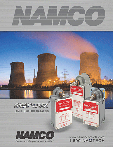 Limit Switch Catalog