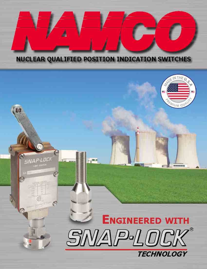 Namco Nuclear Product Catalog
