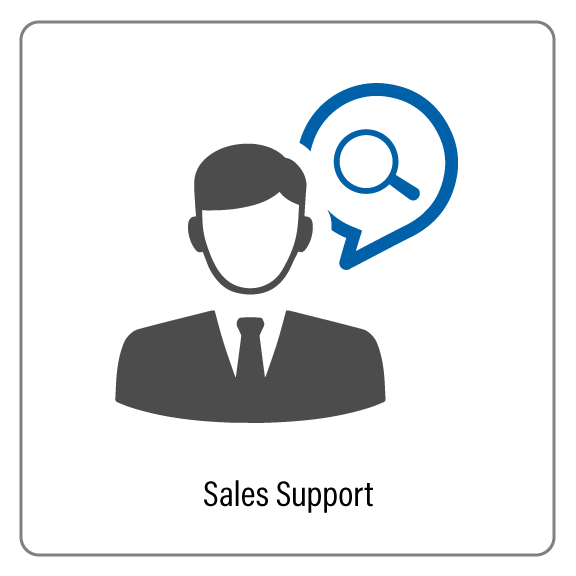 Sales Support | Thomson Nyliner