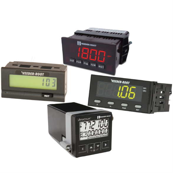 Electronic Counters